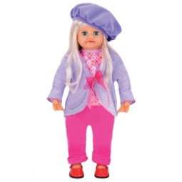 фото Кукла интерактивная Shantou Gepai «Настенька» 628762