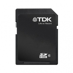 фото Карта памяти TDK SDHC 8GB class 10