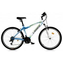фото Велосипед Larsen Rapido Men. Размеры рамы: 17 дюймов. Цвет: синий