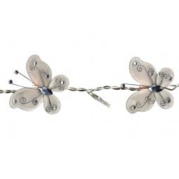 фото Гирлянда с таймером Star Trading 726-13 «Бабочки»