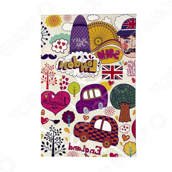 Обложка для автодокументов Mitya Veselkov «Праздничный Лондон» цена