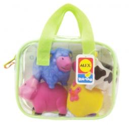 Купить Игрушки для ванны ALEX «Ферма»