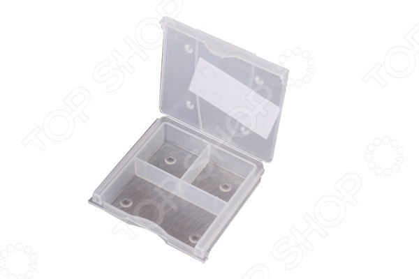 Ящик-органайзер для крепежа Archimedes 94226 ящик для инструмента archimedes 94275