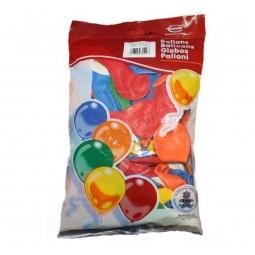 Купить Набор воздушных шаров Everts Количество: 100 предметов. В ассортименте