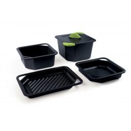 фото Набор посуды IRIS Barcelona Quadro
