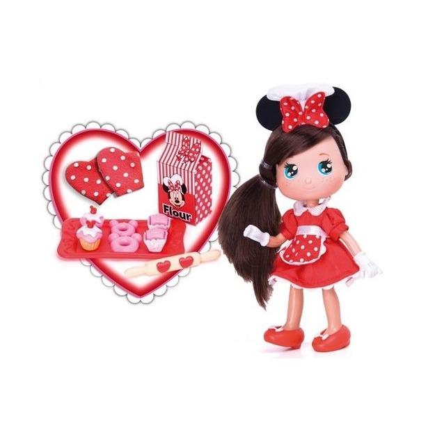 фото Кукла с аксессуарами Famosa «Минни на кухне»