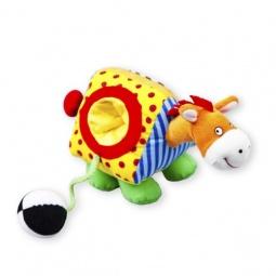 фото Мягкая игрушка развивающая Жирафики «Лошадка»