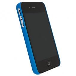 фото Чехол Krusell ColorCover для iPhone 4. Цвет: синий