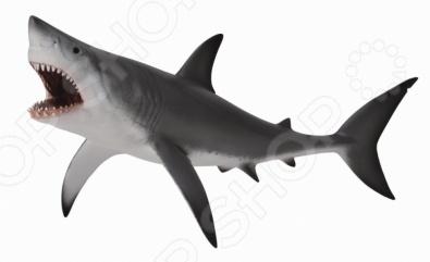 Фигурка Collecta «Акула большая белая» игра осторожно акула