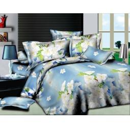 фото Комплект постельного белья Amore Mio Svejest. Mako-Satin. 1,5-спальный