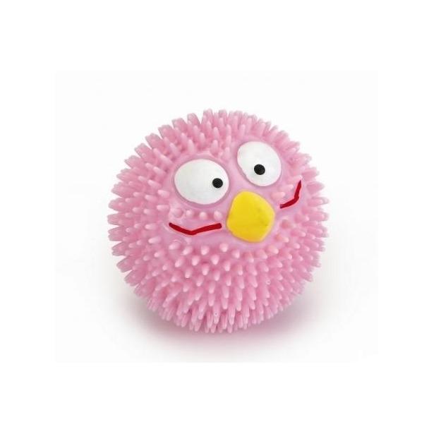 фото Игрушка для собак Beeztees «Angry Birds. Мяч игольчатый»