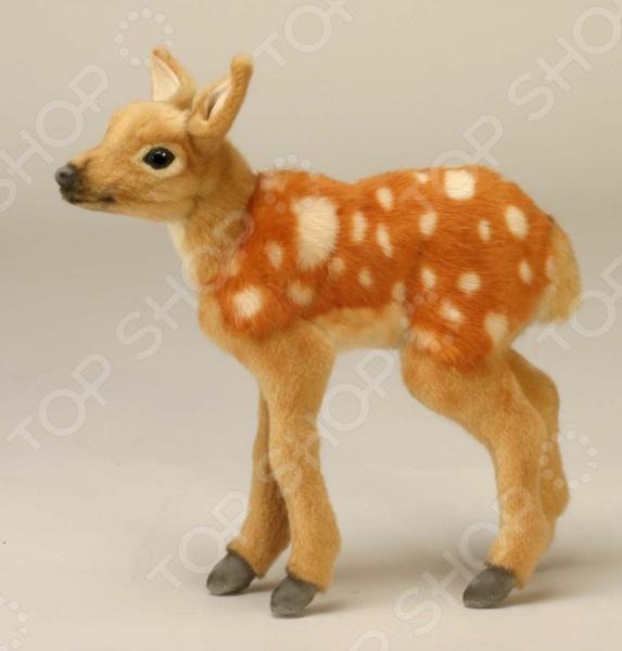 Мягкая игрушка для ребенка Hansa «Олененок Бэмби» купить гранулы для производства полиэфирного волокна