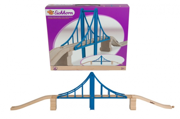 Мост игрушечный Eichhorn «Висячий мост» джон фланаган горящий мост