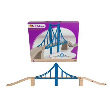 Купить Мост игрушечный Eichhorn «Висячий мост»