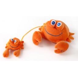 фото Мягкая игрушка Shantou Gepai «Веселые Крабики»