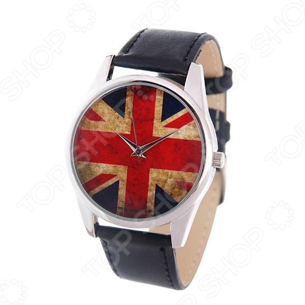 Часы наручные Mitya Veselkov «Потертый британский флаг» MV часы наручные mitya veselkov британский флаг mvblack 22