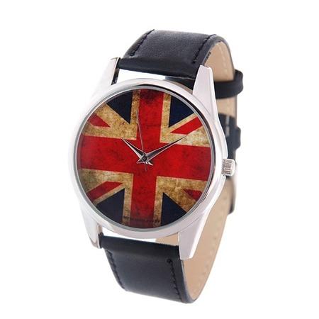 Купить Часы наручные Mitya Veselkov «Потертый британский флаг» MV