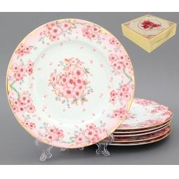 Купить Набор тарелок Elan Gallery «Сакура»