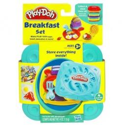 фото Набор пластилина Hasbro 20687 «Завтрак». В ассортименте