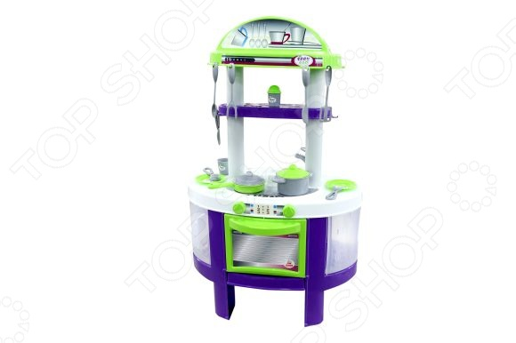 Кухня детская Полесье Baby Glo №2 полесье игровой набор baby glo 2