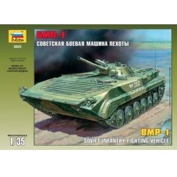 фото Сборная модель Звезда советская БМП-1