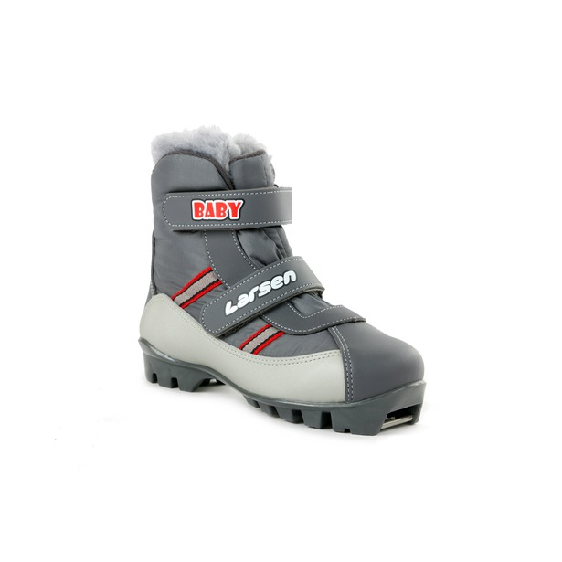фото Ботинки лыжные Larsen Baby. Размер: 31-32