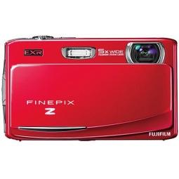фото Фотокамера цифровая Fujifilm FinePix Z950EXR. Цвет: красный