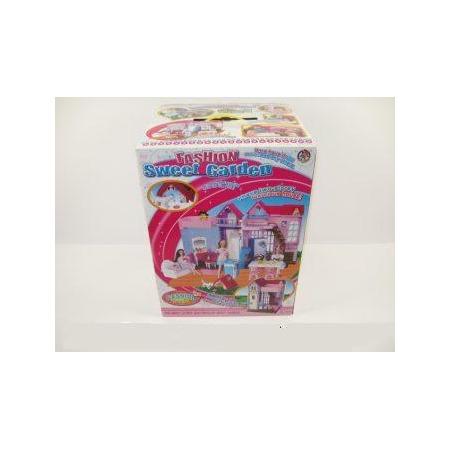 Купить Домик кукольный Shantou Gepai 624535