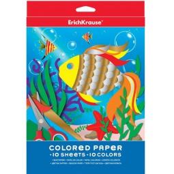 Купить Набор бумаги цветной Erich Krause 37193
