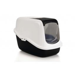 фото Домик-туалет для кошек Beeztees Nestor. Цвет: черный