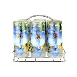 Купить Набор стаканов с подставкой Коралл «Ловина»