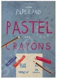 Альбом для пастели Kroyter Pastel. Формат: A3