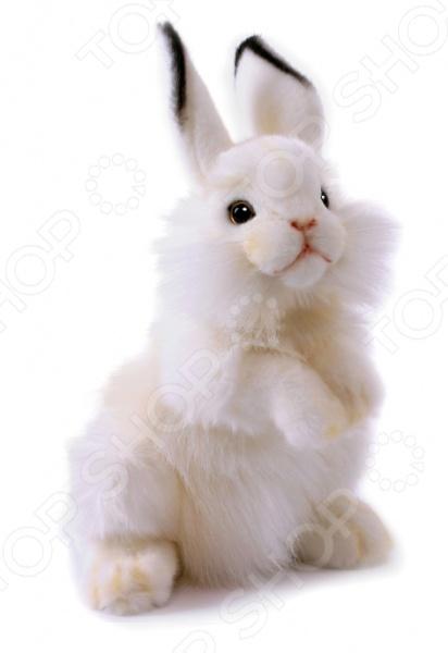 Мягкая игрушка Hansa «Белый кролик» hansa мягкая игрушка утенок