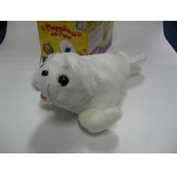 Купить Мягкая игрушка интерактивная 1 TOY «Тюлень»