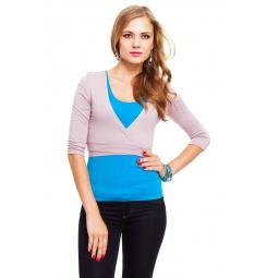 фото Болеро Mondigo 071. Цвет: розовый. Размер одежды: 46