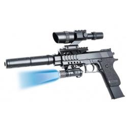 Купить Пистолет игрушечный Shantou Gepai ES2089-K2011-A