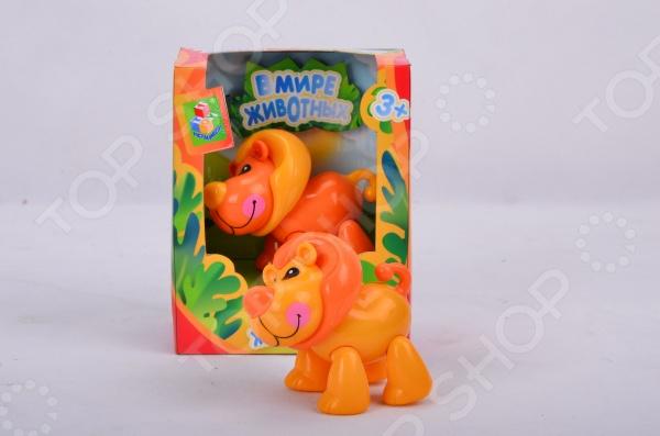 Фигурка-игрушка 1 Toy «Лев» летящий лев цены на товар