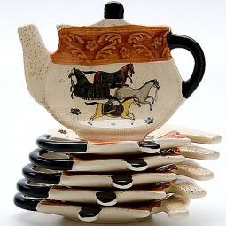 фото Подставка для чайных пакетиков Loraine «Лошадь»
