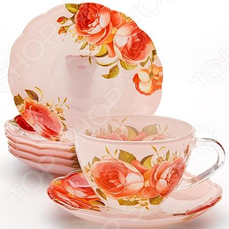 Чайный набор Loraine LR-24119 чайный набор loraine lr 24668