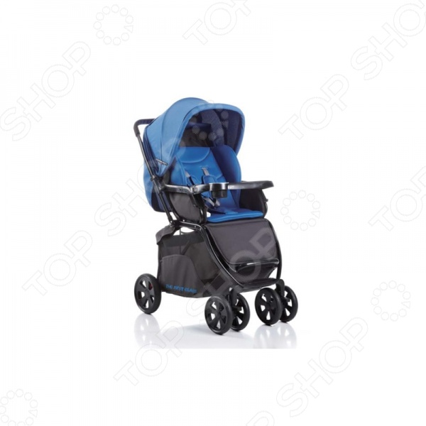 Коляска прогулочная Geoby C550 это элегантное воплощение европейского качества и дизайна. В такой коляске малышу всегда будет уютно и он никогда не перегреется. Жесткая спинка позволяет снять напряжение с позвоночника малыша и сохранять правильное положение спины ребенка даже во время длительных поездок. Ручка коляски перекидывается, поэтому вы сможете возить малыша как лицом к себе, так и от себя в зависимости от погоды и привычек крохи. Спинка и подножка регулируется, позволяя малышу принимать самое удобное положение тела во время сна или во время бодрствования. К тому же, сидение достаточно глубокое и ребенок закрепляется в нем с помощью пятиточечных ремней безопасности. Дополнительную надежность модели придают установленные на всех четырех колесах тормоза, поэтому коляска всегда очень устойчива на земле. В сложенном виде коляска очень компактна и устойчива, поэтому ее удобно хранить в квартире. Особенности коляски:  Перекидная ручка;  Большая корзина;  Съемный ограничительный поручень-столик с подстаканником;  5-титочечные ремни безопасности;  Смотровое окно;  Регулируемая спинка;  Регулируемая подножка;  Передние поворотные колеса с амортизацией и фиксацией;  Тормоза на 4 колесах;  Устойчива в сложенном виде. В комплекте:  Капюшон-батискаф;  Дождевик;  Полог на ножки