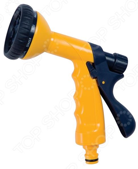 Пистолет-распылитель Brigadier 84803 bradex распылитель для полива
