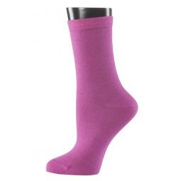 фото Носки женские Teller Wool. Цвет: розовый. Размер: 39-41