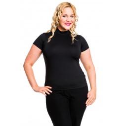 фото Водолазка Mondigo XL 037. Цвет: черный. Размер одежды: 52