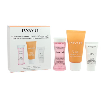 Купить Набор средств для пробуждения кожи Payot After party