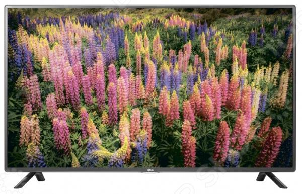 Телевизор LG 32LF560VЖК-телевизоры и панели<br>Телевизор LG 32LF560V прекрасный выбор для просмотра любимых телепрограмм и фильмов. Кроме того, встроенный медиаплеер позволяет воспроизводить поддерживаемые файлы с USB-накопителей. Телевизоры со светодиодной подсветкой LED отличаются улучшенной цветопередачей сочные реалистичные цвета и пониженным энергопотреблением. Модель оснащена встроенным цифровым тюнером, поддерживающим стандарты DVB-T2 и DVB-C.<br>
