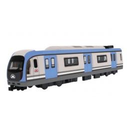 фото Модель поезда метро Пламенный Мотор «Метро»