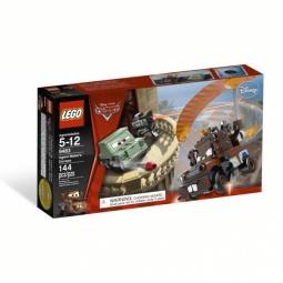 фото Конструктор LEGO Побег агента Мэтра