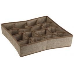 Купить Короб с ячейками White Fox WHHH10-372 Linen