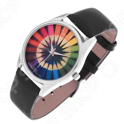 Часы наручные Mitya Veselkov «Карандаши» MV часы наручные mitya veselkov часы mitya veselkov плюшевый пёс арт mv 200