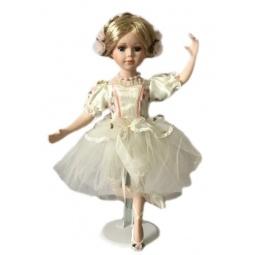 Купить Кукла Angel Collection «Балерина в белом»